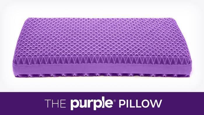 The Purple Pillow 2019